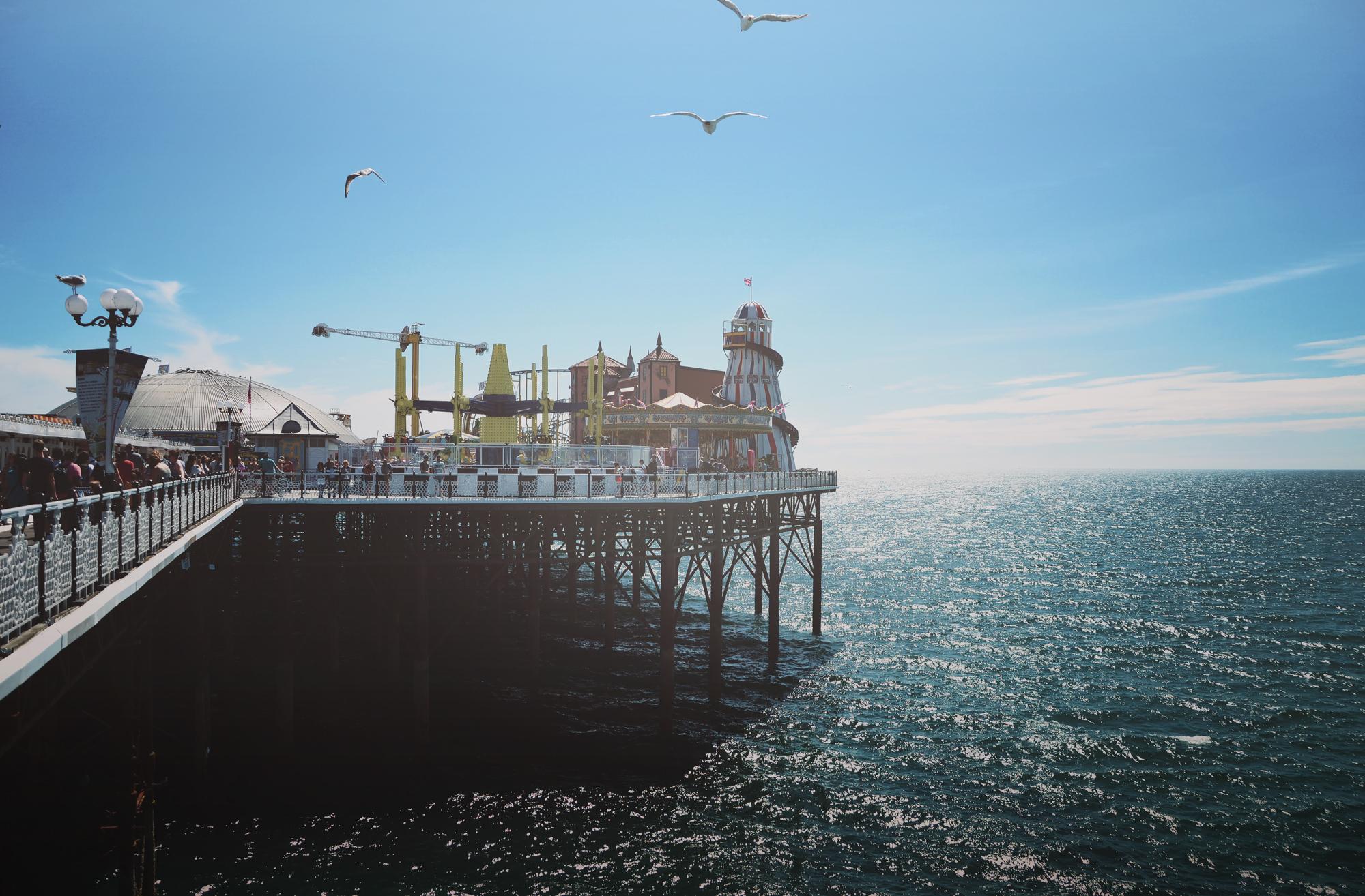 Der Brighton Pier