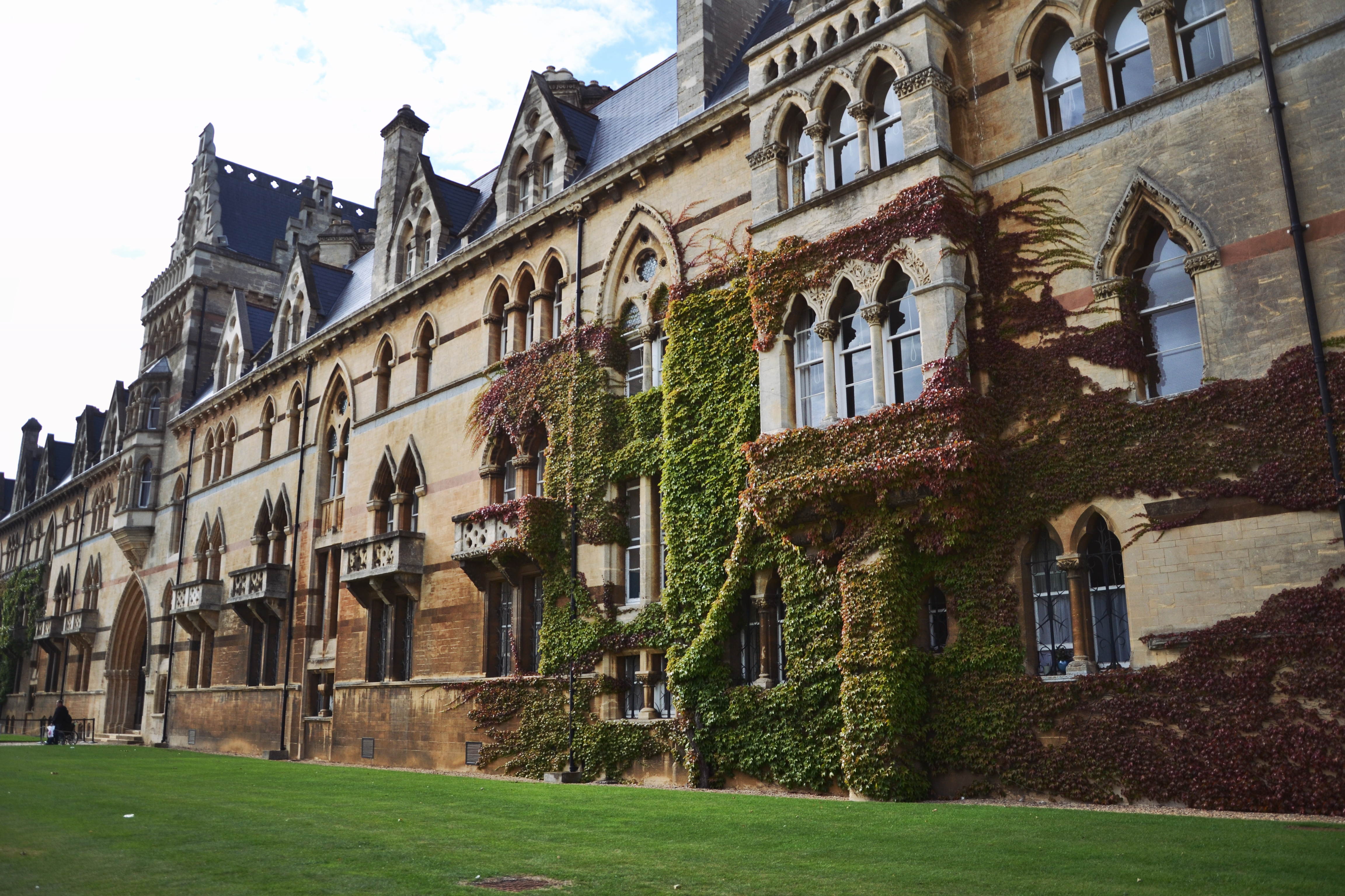 Das Christ Church College in Oxford
